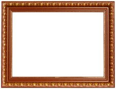 Free Gold And Wood Frame Royalty Free Stock Photos - 20175938