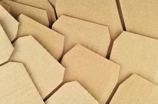 Free Textured Recycled Cardboard Royalty Free Stock Images - 20177159