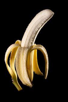 Free Bananas Peeled Stock Photo - 20177410