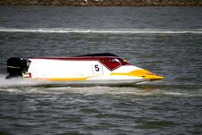 Free Powerboat Racing Royalty Free Stock Photos - 20177658