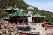 Free Summer Palace Royalty Free Stock Images - 20179079