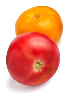 Free Two Tomatoes Stock Image - 20179651