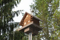 Free Bird House Royalty Free Stock Photos - 20182608