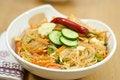 Free Salad Of Korean Noodle Stock Images - 20184074