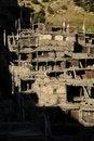 Free Tibetan Stone Village, Nepal Royalty Free Stock Image - 20187316