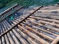 Free Bamboo Raft Stock Image - 20187861