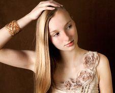 Free Beautiful, Elegant Teenager Stock Photography - 20180732