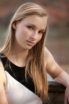 Free Beautiful Teenager Stock Photos - 20181253