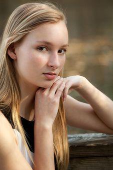 Free Beautiful Teenager Stock Photos - 20181303