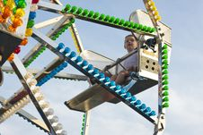 Free Ferris Wheel Stock Images - 20181654