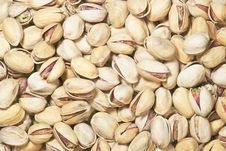 Free Background With Salted Pistachios Stock Images - 20184564