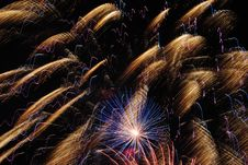 Free Fireworks Royalty Free Stock Photography - 20184667