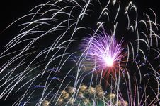 Free Fireworks Royalty Free Stock Images - 20184739
