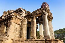 Free Angkor Wat, Cambodia Stock Images - 20184764
