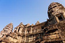 Free Ruins Of Angkor Wat, Cambodia Royalty Free Stock Photos - 20184788