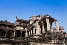 Free Angkor Wat, Cambodia Stock Photography - 20184802