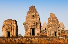 Free Ruined Pre Rup Temple In Angkor, Cambodia Stock Photo - 20184820