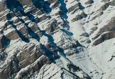 Free Mountain Detail In Winter Stock Photography - 20184822