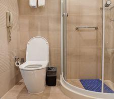 Free Bathroom Royalty Free Stock Photo - 20184875