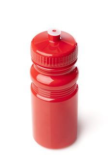 Free A Red Water Bottle Royalty Free Stock Photo - 20185085