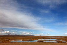 Free Plateau Wetland Stock Photography - 20187002
