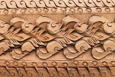 Free Stucco Thai Style Stock Photography - 20187852
