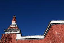 Free Buddhistic Stupa Stock Photo - 20187900