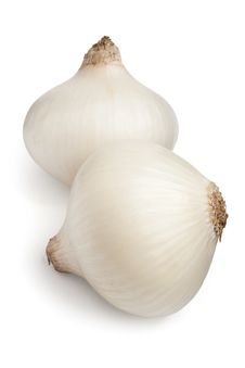 Free Two Onions Stock Image - 20188251