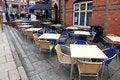 Free Classic European Street Cafe Stock Photos - 20193773