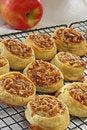 Free Apple Pecan Pastries Stock Photo - 20195990