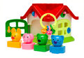 Free Toy House With Keys Royalty Free Stock Image - 20196306