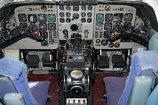 Free Nimrod Mr.2   Aircraft Cockpit Royalty Free Stock Photos - 20193218