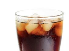 Free Glass Of Cola Stock Image - 20193221