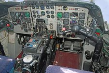 Free Nimrod Mr.2  Cockpit Stock Photography - 20193292