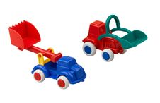 Free Plastic Toy Car Stock Photo - 20193370