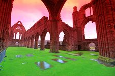 Free Sweetheart Abbey Royalty Free Stock Photo - 20193655