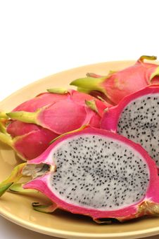 Free Pitaya Dragon Fruit Stock Images - 20196174