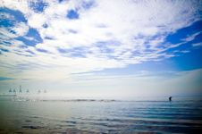 Free Sea And Sky Stock Images - 20197624