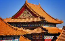 Free Beijing Forbidden City Stock Images - 20197774
