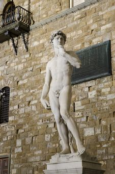 Free David Di Michelangelo Royalty Free Stock Image - 20198146