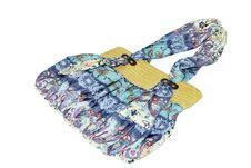 Free Handbag With Straw And Silk Cotton Stock Photo - 20199450