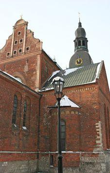 Free Riga Dome Stock Photo - 2020370