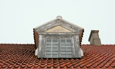 Free Roof Stock Photography - 2020372