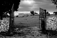 Free The Ancient Gate Stock Images - 2020574