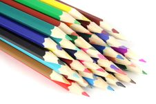 Free Colored Pencils 1 Stock Photography - 2022232