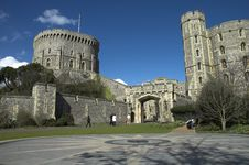 Free The Tower At Windsor Castle Stock Photo - 2022660