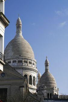 Free Sacre Coeur Basilica Stock Images - 2022834