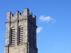 Free Majestic Cathedral Tower Stock Photo - 2023980