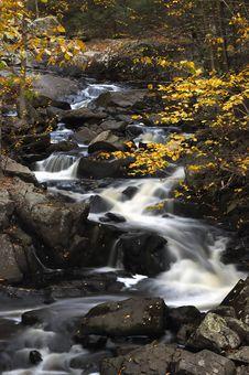 Free Fall Stream Royalty Free Stock Image - 2025286
