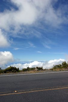Free Road To Haleakala Stock Photo - 2026300